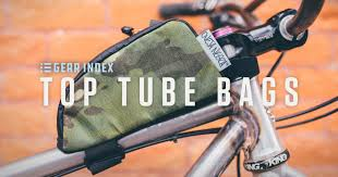 Top <b>Tube Bags</b>, The Full List - BIKEPACKING.com
