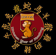 Image result for 2016 year of the monkey