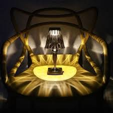 kartell uae on twitter masters chairs in mustard by philippe starck battery lamp by ferruccio laviani for kartell battery lamp ferruccio laviani monday