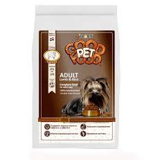 """<b>Сухой корм</b> для Собак """"Ягненок рис"""", Good <b>Pet Food</b> Adult Dog ..."""