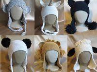 шапки: лучшие изображения (64) | Вязаные шапки, Вязаные ...