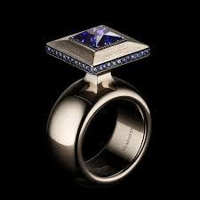 Vlad Glynin - Cell ring | Кольцевые конструкции, Фотографии ...