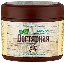 <b>Невская</b> Косметика <b>Маска для волос</b> «Дегтярная» — купить по ...