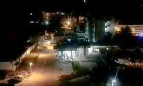 Distúrbios no Hospital de Portalegre [Vídeo]