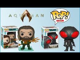 AQUAMAN / <b>BLACK MANTA Funko Pop</b> Collection Video! - YouTube
