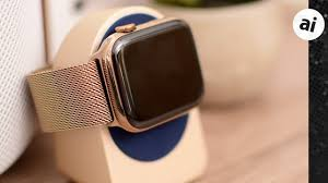 Review: Apple's Gold Milanese <b>Loop</b> Apple Watch <b>Band</b> - YouTube