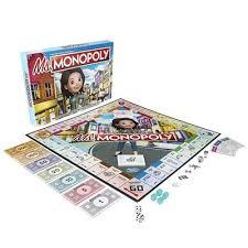 <b>Игра настольная</b> Мисс Монополия (E8424) в интернет-магазине ...