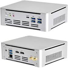 Mini PC Windows 10,<b>Partaker Intel Core</b> i7 7820HK Processor ...