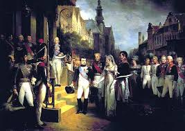 「Peace of Tilsit 1807」の画像検索結果