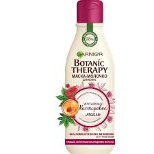 "<b>Garnier Botanic Therapy</b> milk hair mask ""Castor oil and almond"" for ..."