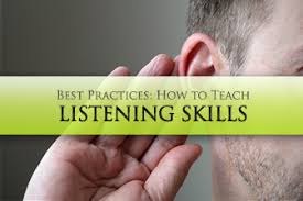 how to teach listening skills best practices