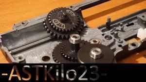 AirsoftPeak - SHS 12:<b>1</b> High Speed Gear <b>Set</b> -ASTKilo23- - YouTube