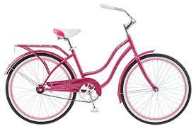 <b>Kids</b>' <b>Bicycles</b> - Schwinn Girls Cruiser Bike <b>24Inch</b> Pink *** More info ...