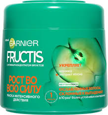 """Garnier Fructis <b>Маска для волос</b> """"Фруктис, Рост во всю Силу ..."""
