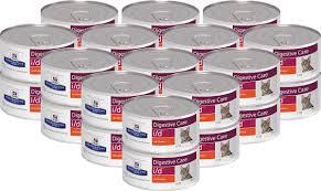 Влажный диетический корм для кошек и котят (<b>консерва</b>) <b>Hill's</b> ...