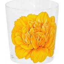 <b>Стакан</b> ОСЗ <b>Ода</b> Акварельные цветы 250мл, низкий купить с ...