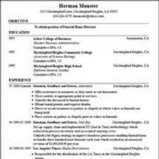online resume maker free   good example of a cover letteronline resume maker free
