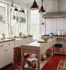 kitchen island design ideas wooden cottage stunning cottage style kitchen islands  to your interior