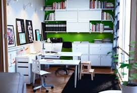 cool office ideas decorating office ikea green whitemodern ikea home office design and decorating ideas cool awesome office workspace inspirational home office designs