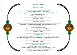 invitation apeejay kolkata literary festival 2016 ministry of array