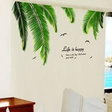 Plant <b>Wall</b> Stickers