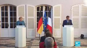 Macron, Merkel offer EU mediation for <b>Belarus</b> election <b>stand</b>-off in ...