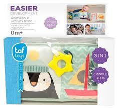 <b>Taf Toys</b> Развивающая книжка-игрушка Северный полюс ...
