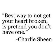 Charlie sheen, bitches on Pinterest | Charlie Sheen, Cold Hearted ... via Relatably.com