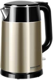 Купить <b>Чайник электрический REDMOND RK-M1582</b>, золотистый ...