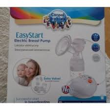 <b>Молокоотсос</b> Canpol babies Easy Start Electric <b>Breast Pump</b> ...