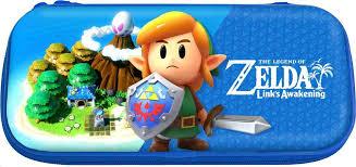 <b>Чехол</b> для игровой приставки <b>Hori</b> Link's Awakening Hard Pouch ...