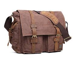 sulandy <b>New Style Vintage</b> Canvas Large Unisex Messenger ...