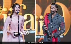 IIFA Awards Winners 2019