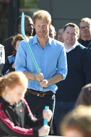 best ideas about anti social behaviour therapy jolly hockey sticks the fun loving royal gears up for a game as he