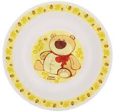 <b>Canpol Babies</b> Тарелка для кормления Мишка - купить по ...