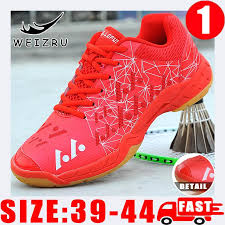 WEIZRU [<b>Free Shipping</b>] <b>High Quality</b> Badminton Shoes Fashion ...