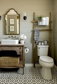 washstand bathroom pine: this is your  dream home according to pinterest via mydomaine