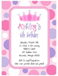 spectacular princess theme birthday invitation cards birthday 8 princess theme birthday invitation cards birthday party invitation