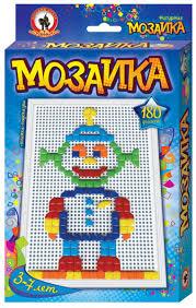 <b>Русский стиль Мозаика фигурная</b> Пришелец Большая плата