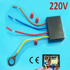 3Way <b>AC 220V</b> Table Desk <b>Light Lamp Touch</b> Switch Control ...