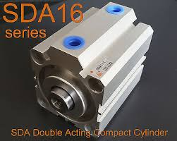 High Quality SDA16x20 Pneumatic SDA16-20mm Double Acting ...