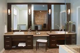 makeup vanities bathroom contemporary sink vanity makeup area home makeup amazing contemporary bathroom vanity