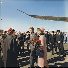 how five investigations into jfks medicalautopsy evidence got it  the president and mrs kennedy arriving at love field in dallas on november   white house photo   jfk library