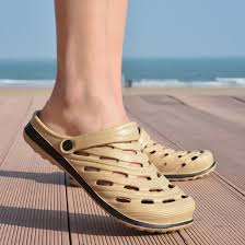 Shop Summer <b>new sandals and slippers</b> men's sandals Online from ...