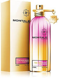 100% Authentic <b>MONTALE THE NEW ROSE</b> Eau de Perfume 100ml ...
