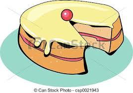 Resultado de imagem para desenho de bolo