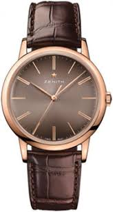 <b>Часы Zenith</b> 18.2290.679_18.<b>C498</b> - купить мужские наручные ...