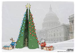<b>Merry Christmas</b>: Political <b>Cartoons</b> – Daily News