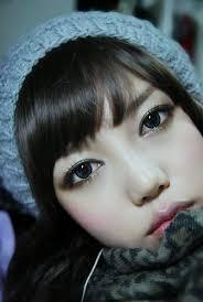 <b>GEO</b> Angel Grey | <b>Fashion</b> | <b>Korean</b> makeup look, Makeup books ...