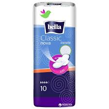 Гигиенические прокладки Bella Classic Nova 10 шт ... - ROZETKA